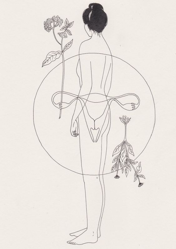 Illustration by Harriet Lee-Merrion.
