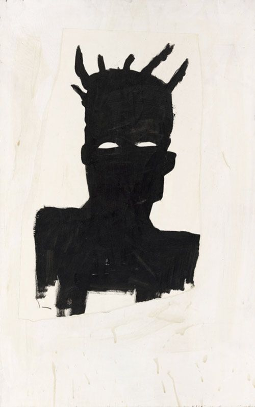 Self portrait, 1983, Jean-Michel Basquiat. Ending the war with our inner critic by Cherise Lily Nana.